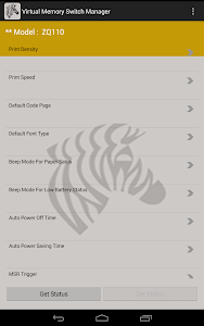 Zebra ZQ110 screenshot 6