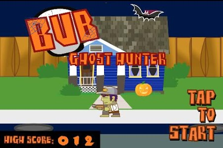 Bub: Ghost Hunter screenshot 0