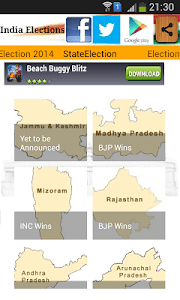 India Elections screenshot 1