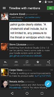 Plume for Twitter screenshot 03