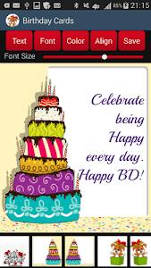 Birthday Cards screenshot 3