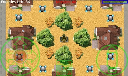 Tank Battle Full Version screenshot 0