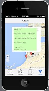 QRZ Maroc screenshot 2
