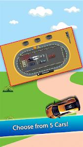 2 Cars 2 Lanes - Don't Crash! screenshot 3