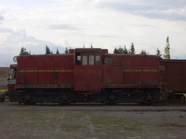Ferrocarriles Ecuatorianos