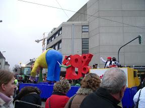 Carnaval en Krefeld