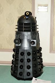 Finished Dalek