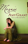 Mosaic, by Amy Grant - Book Cover