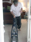 thumbs up for new steam cleaner