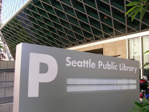 溫哥華的日子: 玻璃屋下的圖書館