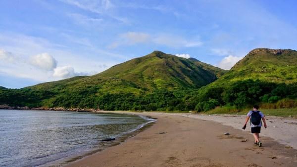 大嶼山分流灘