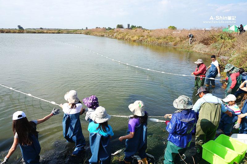 台江國家公園-漁塭體驗9
