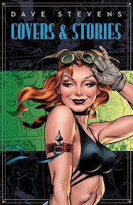 DaveStevensStoriesCovers-Cvr IDW Publishing June 2012 Solicitations