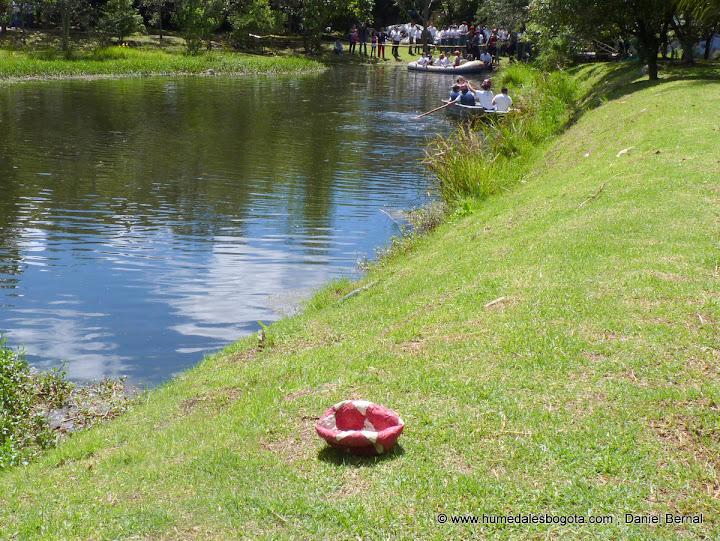 Parque ecológico distrital de humedal santa maría del lago ...