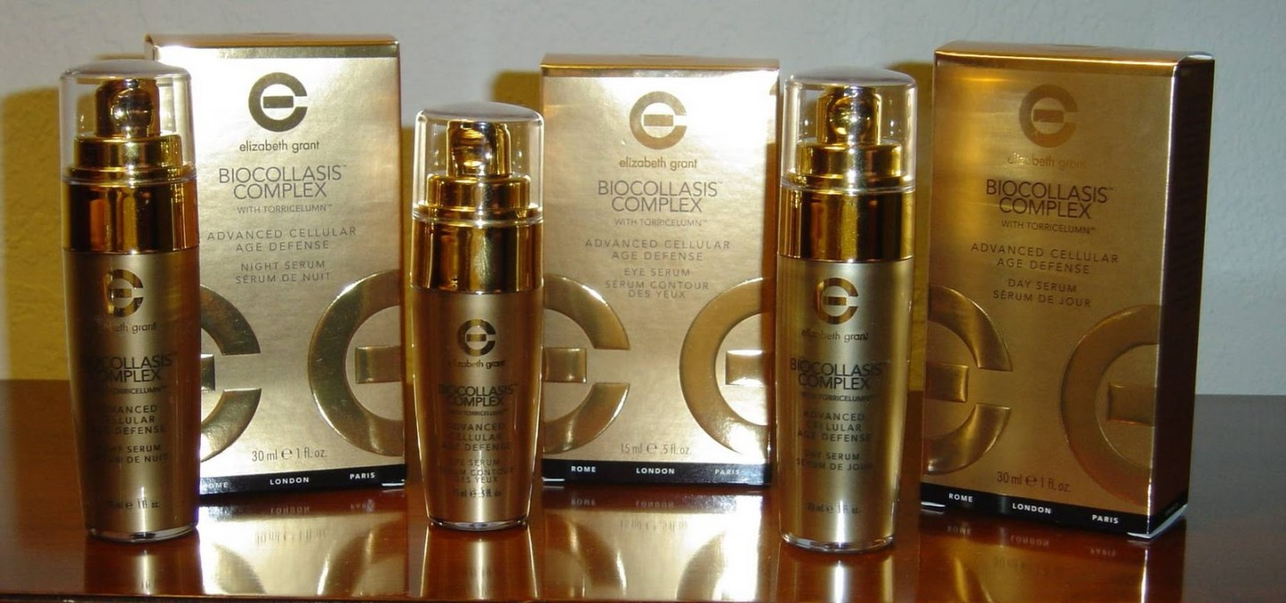 Elizabeth Grant Biocollasis Complex Advanced Cellular Age Defense Products
