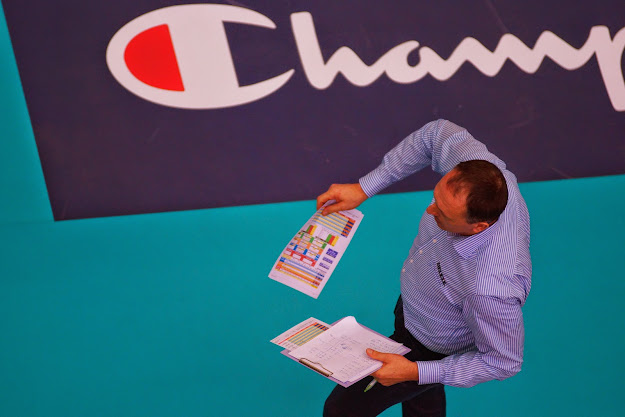 Coach Emile Rousseaux