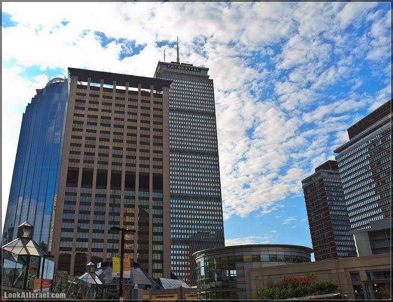 Америка 2.0 / Бостон - Prudential Tower