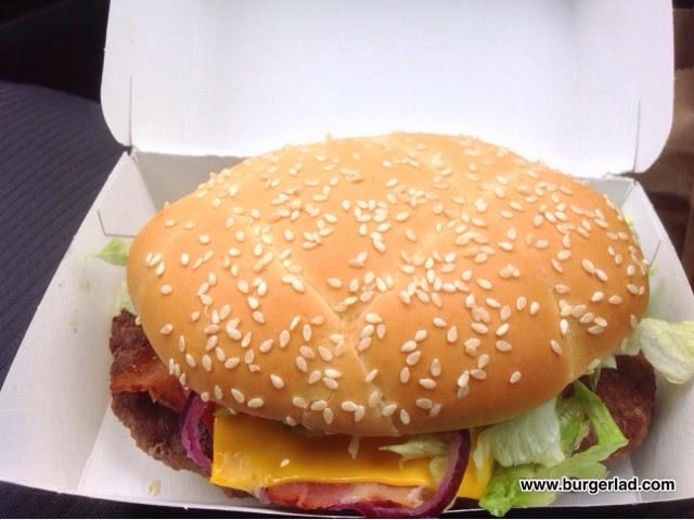 McDonald's Big Uno
