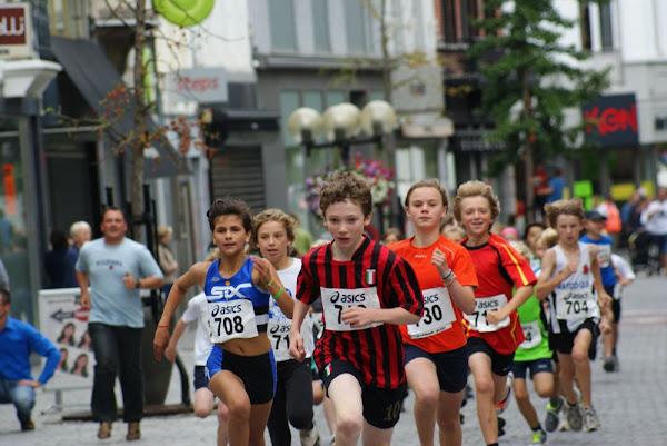 21 juli stratenloop 2011 voor kinderen