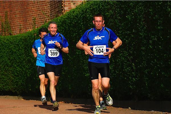 Stefan Verbrugghe, 10 km prestatieloop, Krottegemse Corrida 2013, Roeselare Loopt
