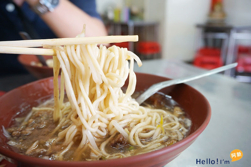 中南排骨酥麵-4