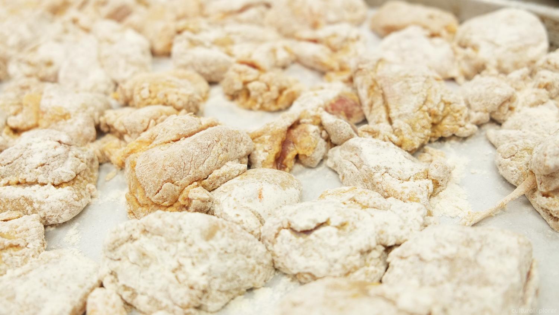 Fried Chicken in Flour