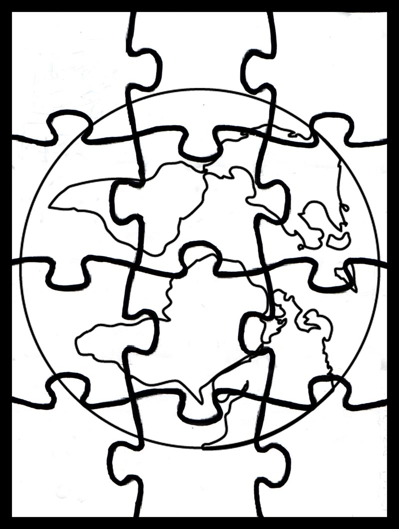 Autism Awareness Coloring Page Printable Coloring Pages