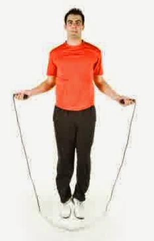 Cara Lompat Tali Yang Benar : lompat, benar, Rinades:, Manfaat, Lompat, (Skipping), Untuk, Menambah, Tinggi, Badan