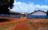 Makunduchi school entrance