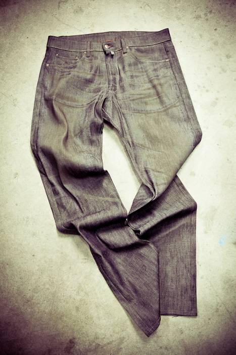*MCS環保概念的紡織工藝:雷射破壞製作過程完整公開! 3