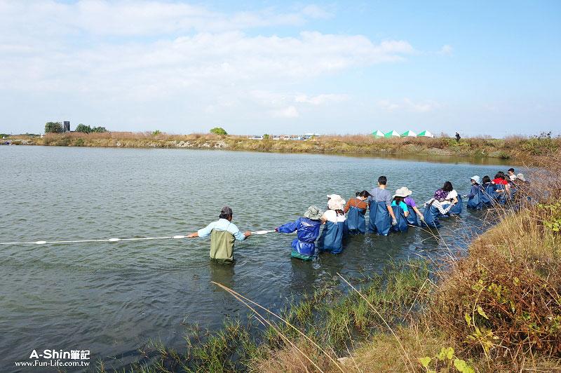 台江國家公園-漁塭體驗7
