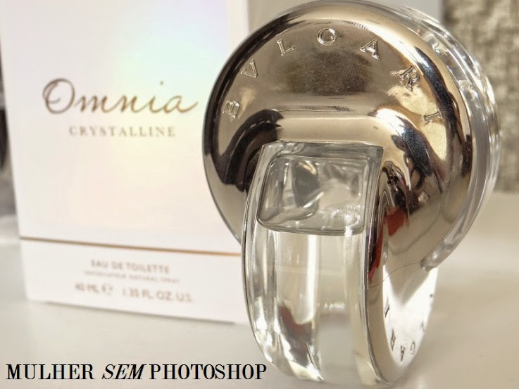 Resenha do Omnia Crystalline da Bulgari