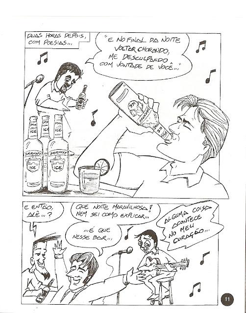 Caricaturista Orlando Alves: Março 2011