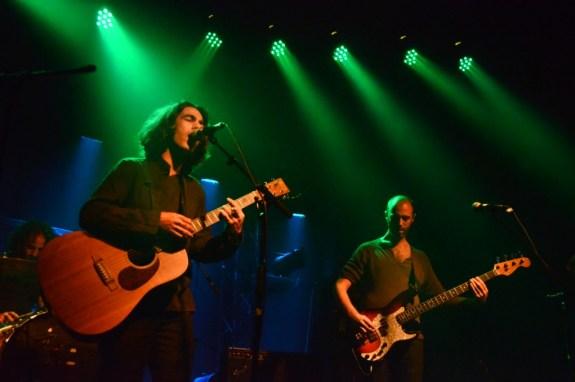 אביב גדג' ויהוא ירון, מוסיקאים. צילום: יובל אראל