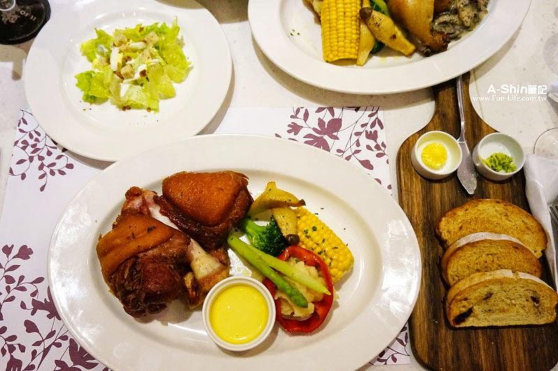 台中義大利式餐廳-聖娜朵義式食尚-8