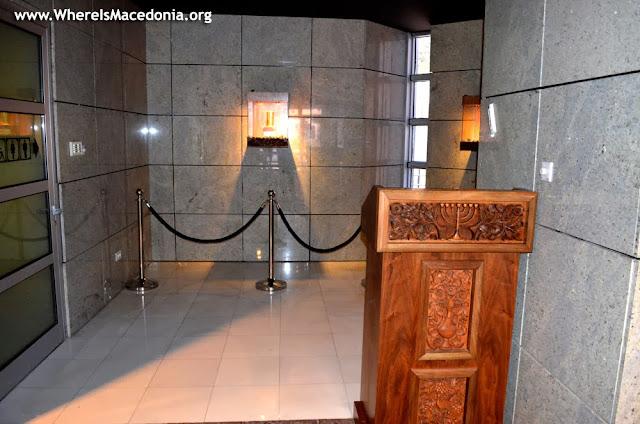 Holocaust Memorial Center Skopje%2520%25289%2529 - Holocaust Memorial Center for the Jews of Macedonia, Skopje