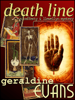Geraldine Evans's Books - MY EBOOK EXPERIMENTS - DeathLineCoverFinal+ +Copy