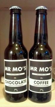 Mr Mo's milk stout