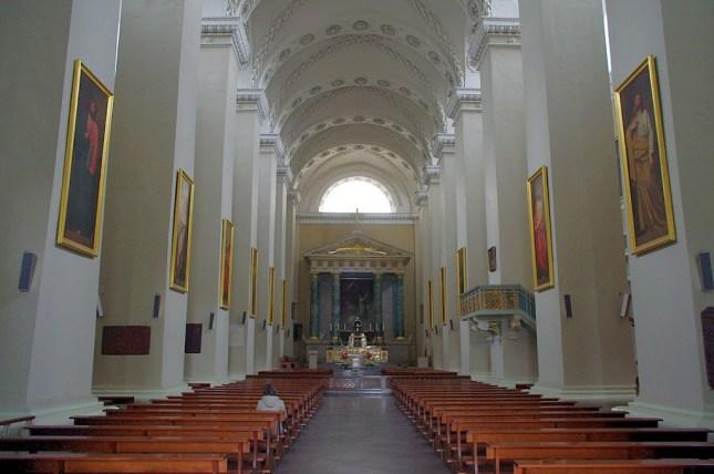 Qué ver en Vilna. Catedral de Vilna, Vilnius