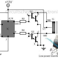 Dc To Ac Inverter Diagram Synapse Unlabeled Schematic Get Free Image About Wiring