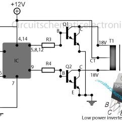 220v To 12v Transformer Wiring Diagram Hampton By Hilton Inverter 115v With 25 W Power Output Diy Circuit