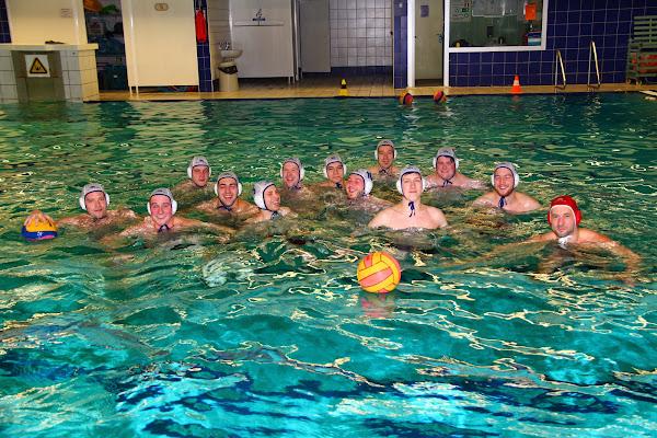 Zege voor Waterpolo team RZV Roeselare