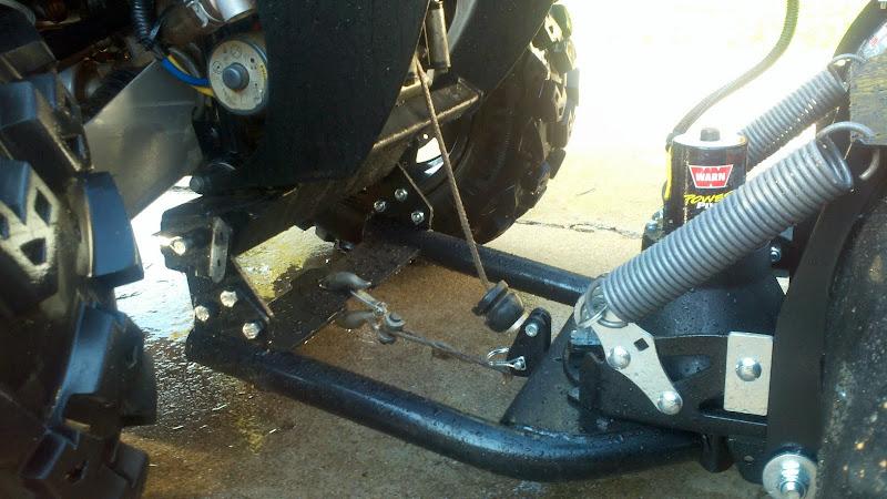 Honda Rancher Atv Wiring Diagram New Porvantage Plow Installed With Power Pivot Polaris