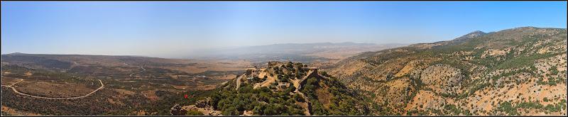 Фото: Панорама: Крепость Нимрод