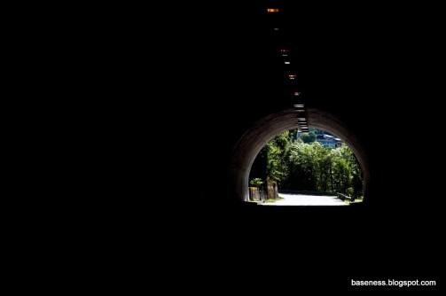 """""""La luce in fondo al tunnel"""", di A.Bigoni"""