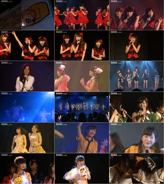 "(LIVE)(公演) SKE48 チームKII ""ラムネの飲み方"" 江籠裕奈の生誕祭 150325"