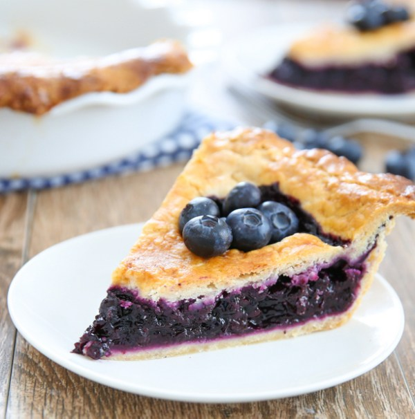 Cook39s Illustrated39s Best Blueberry Pie Kirbie39s Cravings