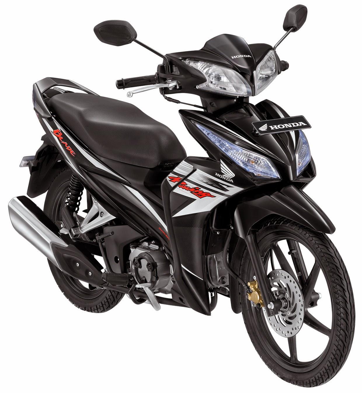 Modifikasi Motor Blade Cw  Thecitycyclist
