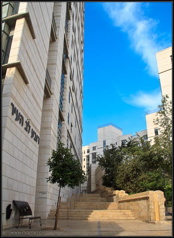 Тель Авив, רובע לב העיר