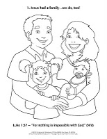 Bible Club Ministry Blog: VBS Memory Verse Coloring Pages